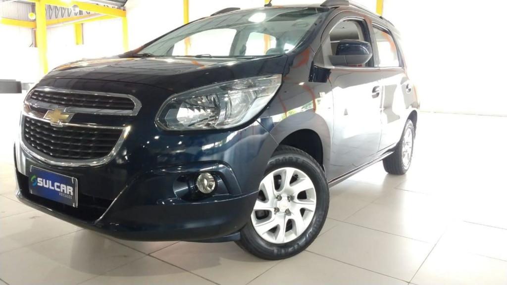 Chevrolet Spin 1.8 Ltz Aut