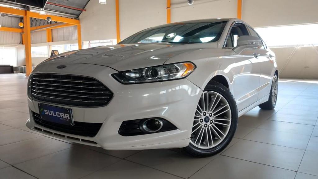 Ford Fusion Awd Gtdi B