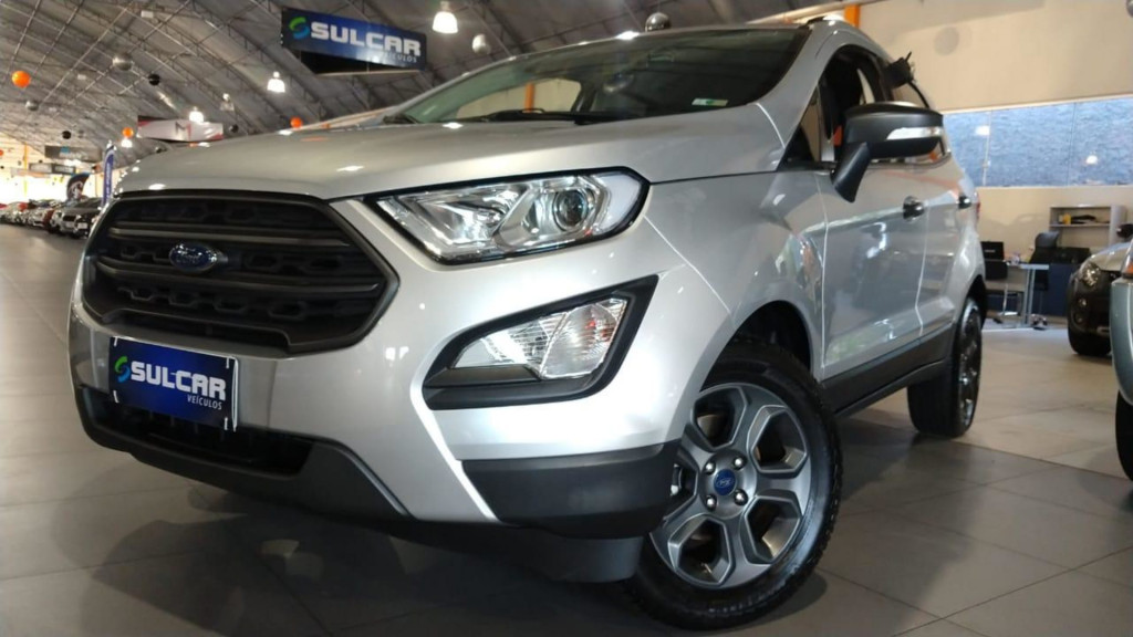Ford Ecosport 1.5 Tivct Freestyle Automatico