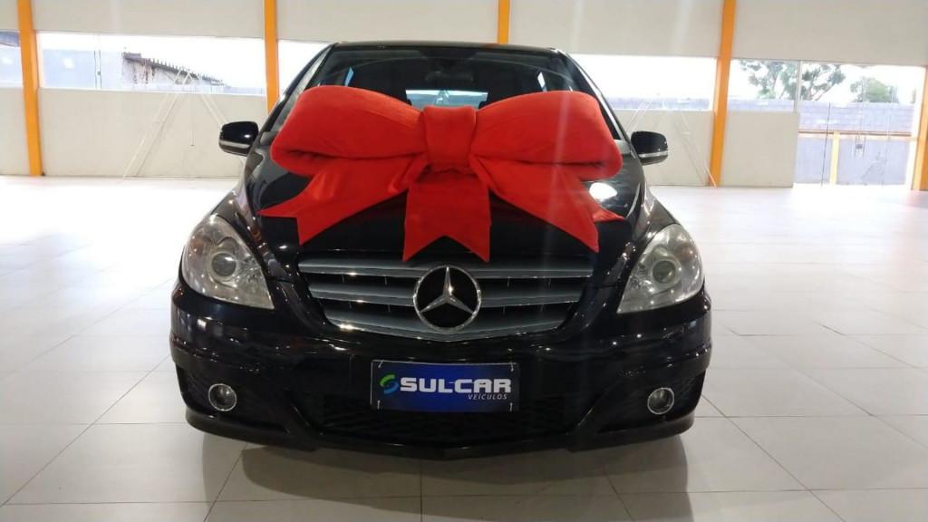 Mercedesbenz B 180 1.7 8v Gasolina 4p Automatico