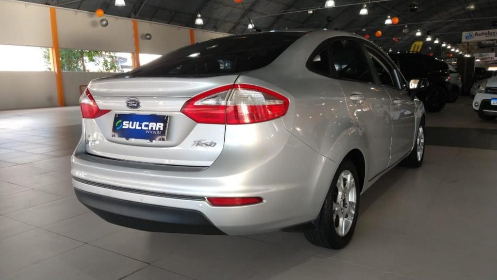 Imagem do veículo Ford New Fiesta Sedan Se 1.6 16v 4 P. Flex