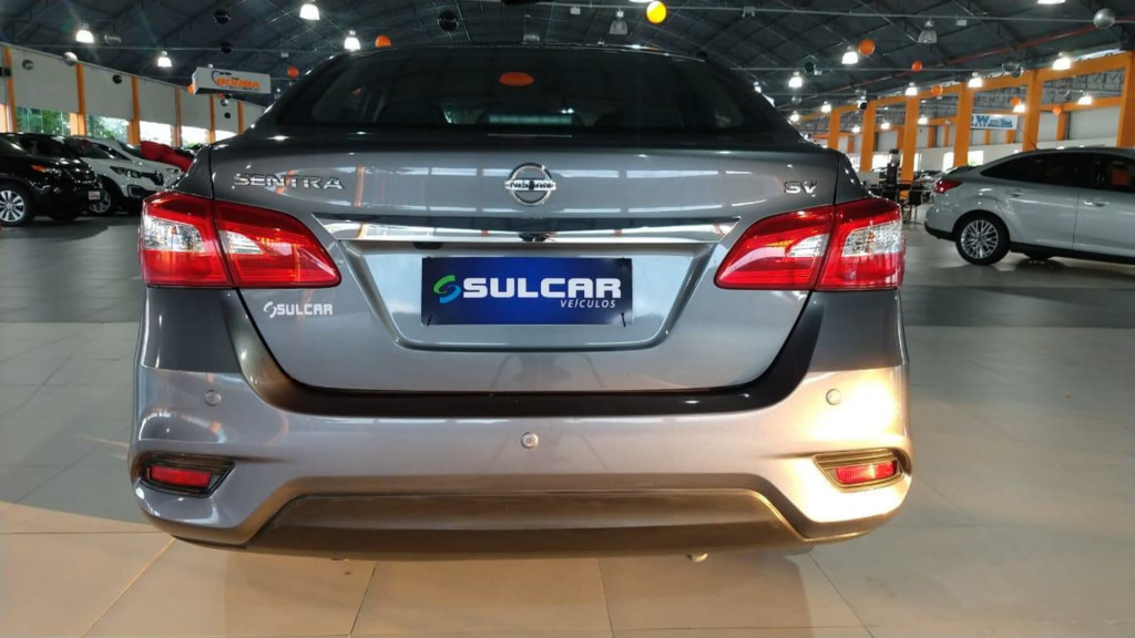 Imagem do veículo Nissan Sentra 2.0 16v Aut.