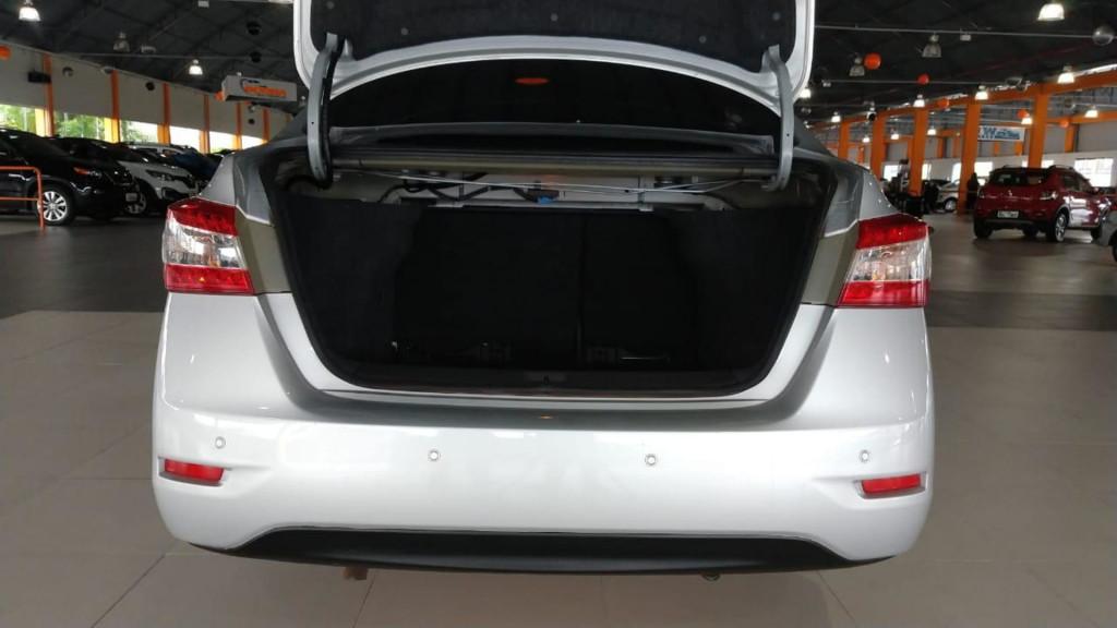 Imagem do veículo Nissan Sentra 2.0 16vcvt 4p