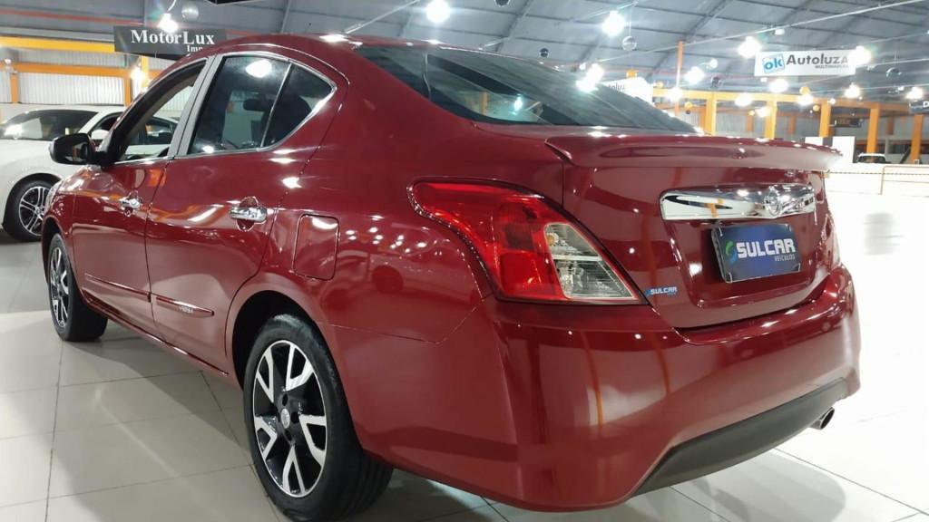 Imagem do veículo Nissan Versa 1.6 Sl Unique Cvt