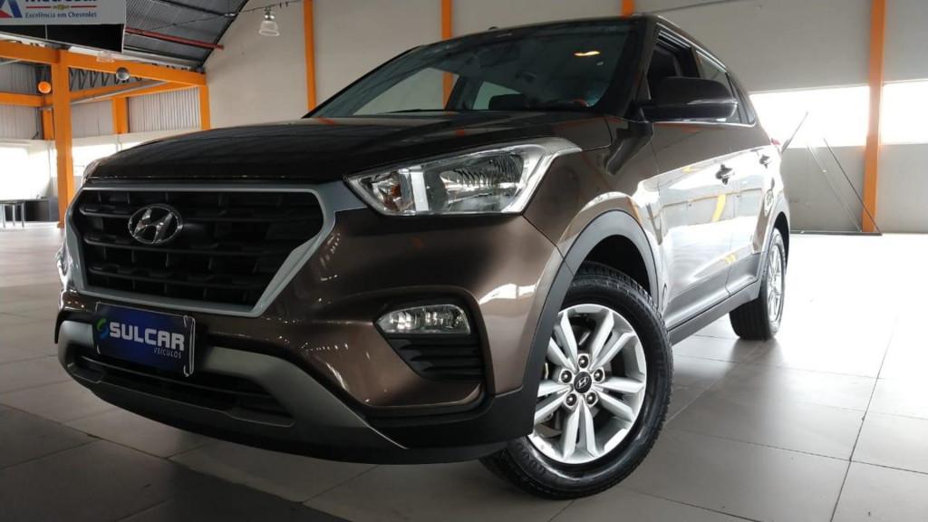 Hyundai Creta 1.6 16v Flex Pulse Manual