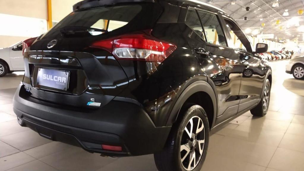 Imagem do veículo Nissan Kicks S 1.6 16v Flex 5p Aut