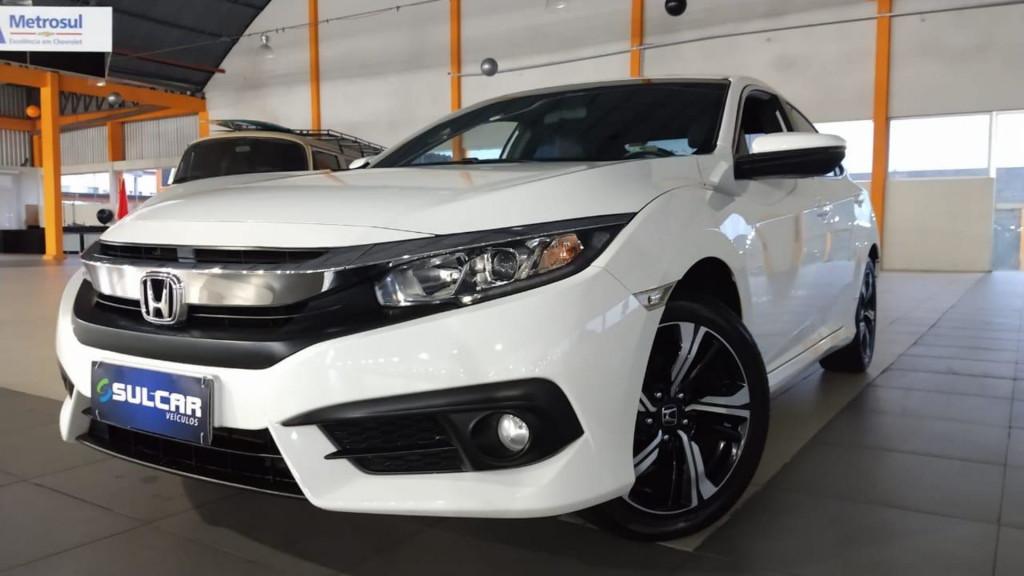 Honda Civic Sedan Exl 2.0 Flex 16v 4p Aut