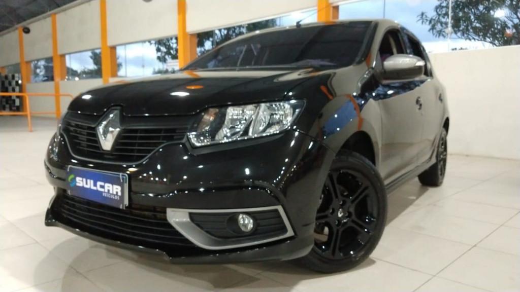 Renault Sandero Gt Line Hiflex 1.6 8v 4p