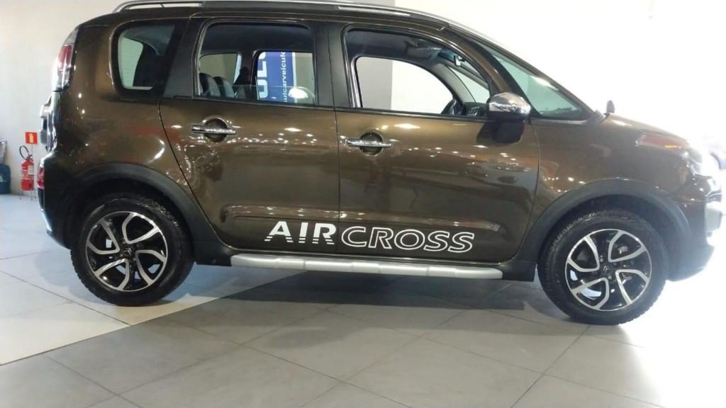 Imagem do veículo Citroen Aircross Exclusive 1.6 Flex 16v 5p Mec.
