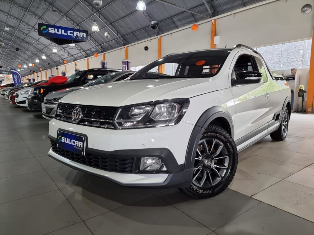 Volkswagen Saveiro 1.6 Ce Cross 8v Flex 2p Manual