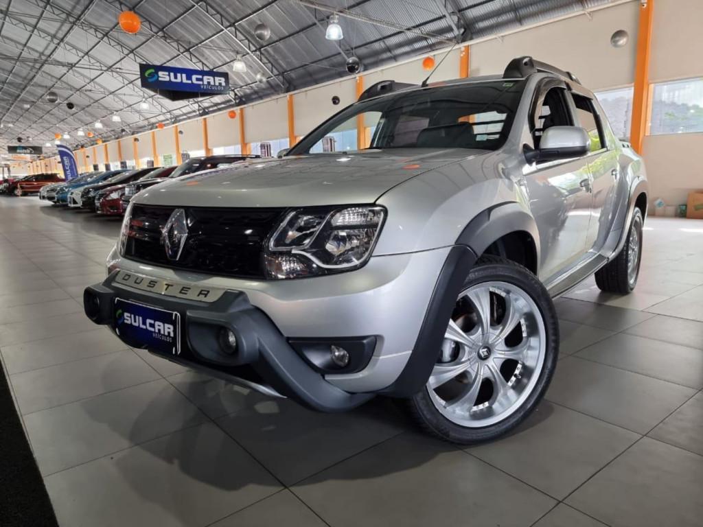 Renault Duster Oroch 2.0 16v Flex Dynamique