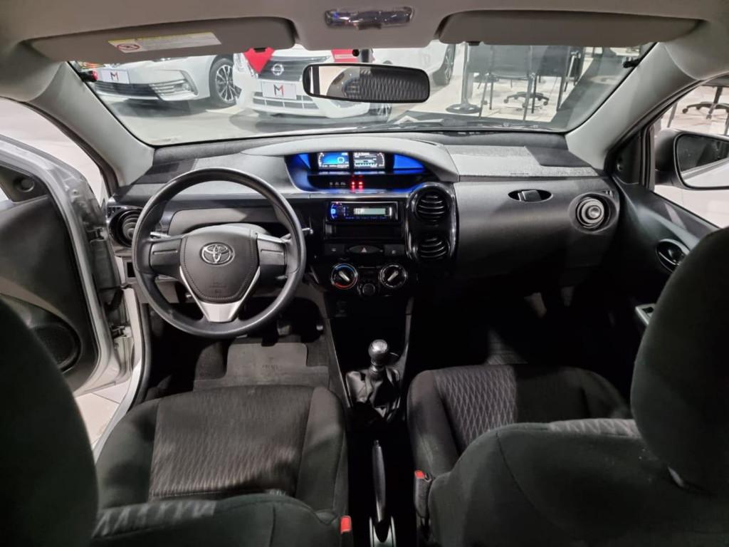 Imagem do veículo Toyota Etios 1.3 Hbx 16v Flex 4p Manual