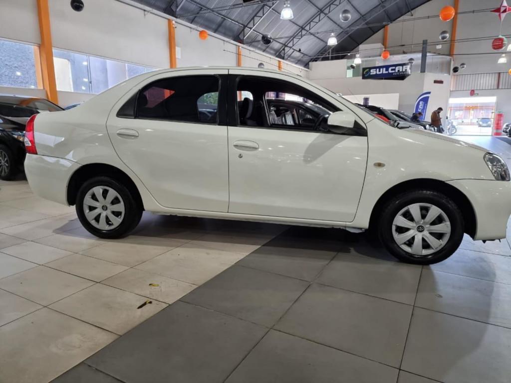 Imagem do veículo Toyota Etios Sedan Xs Flex