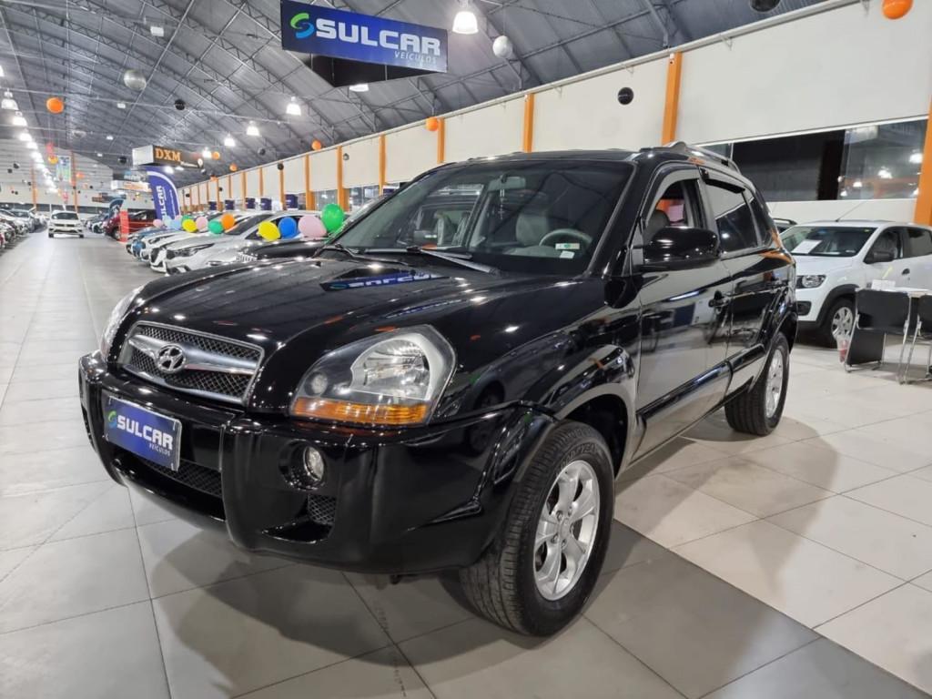 Imagem do veículo Hyundai Tucson Glsb Automatico Flex