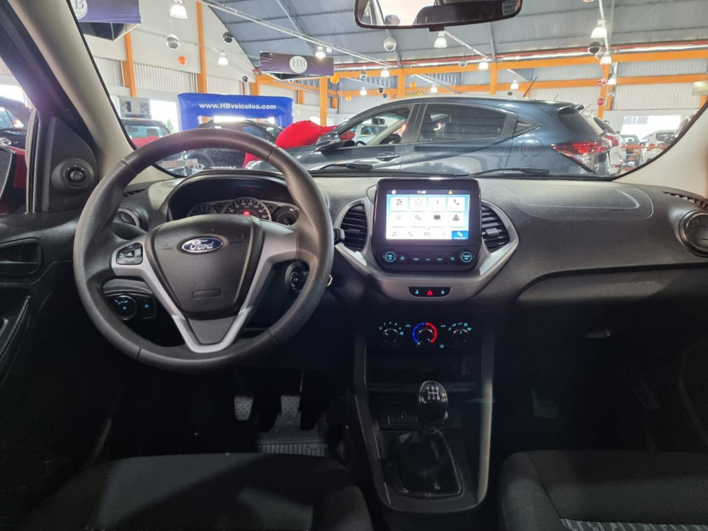 Imagem do veículo Ford Ka 1.0 Se 12v Flex 4p