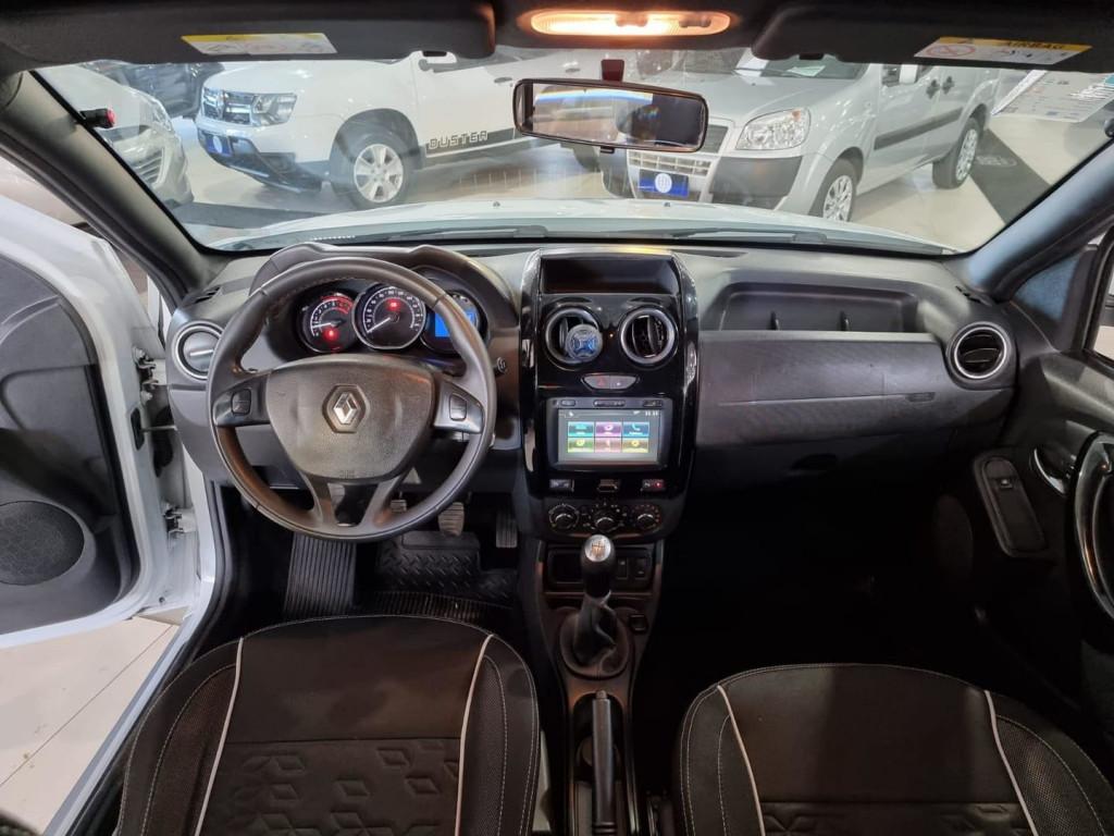 Imagem do veículo Renault Oroch 1.6 Dynamique 4x2