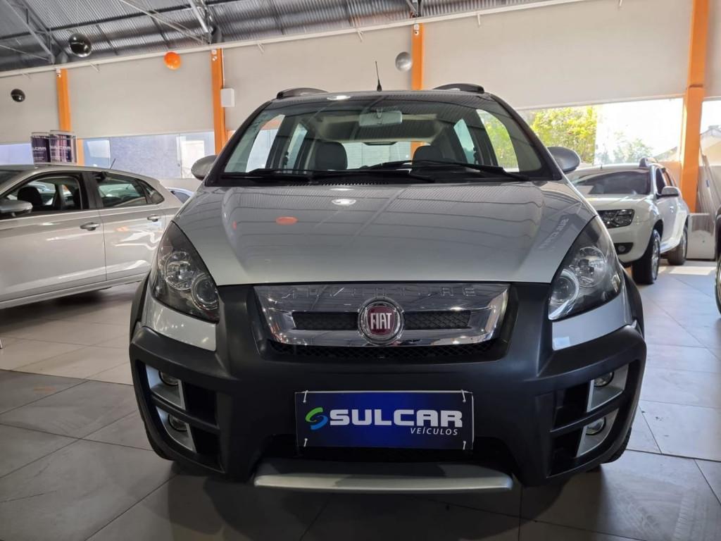 Imagem do veículo Fiat Idea Adventure Dualogic 1.8