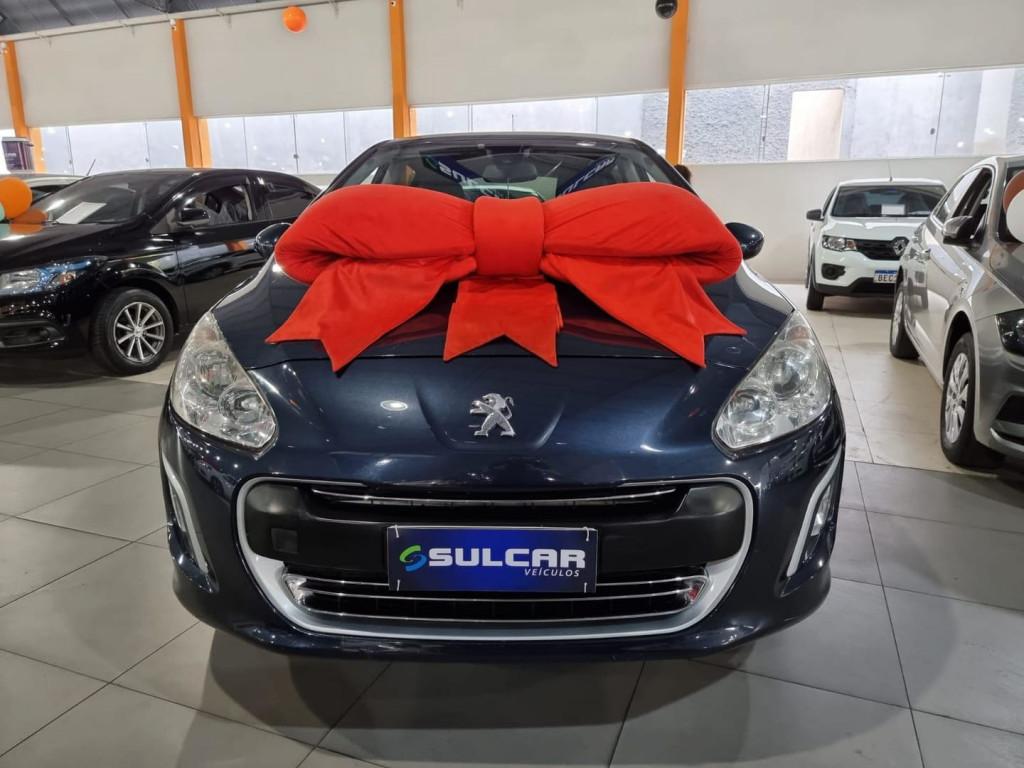 Peugeot 308 Allure 2.0 Flex 16v 5p Aut