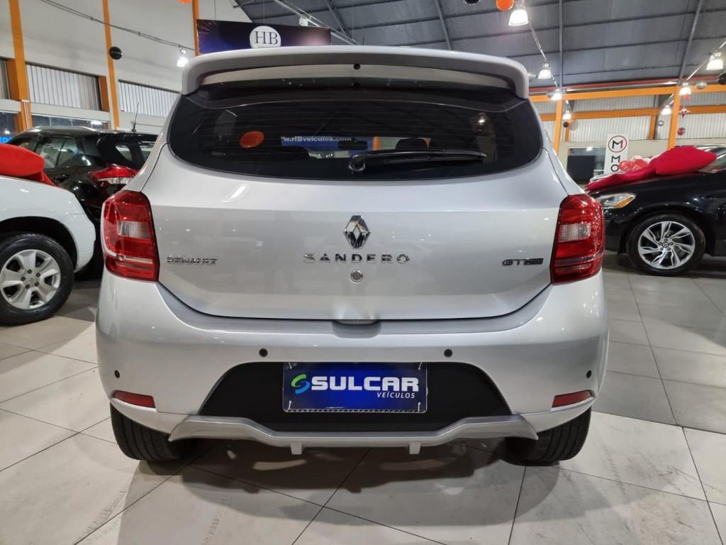 Imagem do veículo Renault Sandero Gtline