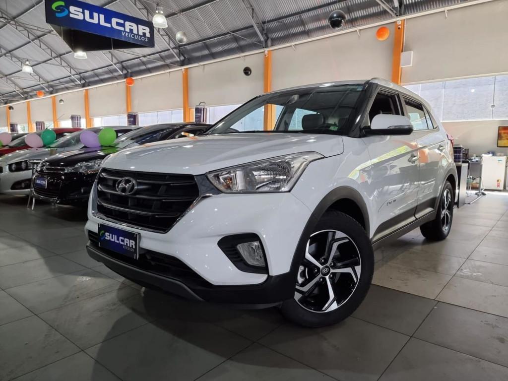Hyundai Creta 1.6 16v Flex Pulse Aut