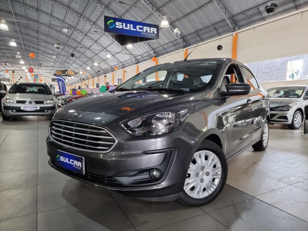 Ford Ka 1.5 Sedan Se Plus 12v Flex 4p Mec