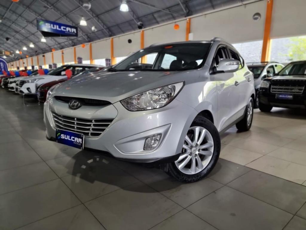 Hyundai Hyundai Ix35 2.0 Mpfi Gl 16v Flex 4p Automatico