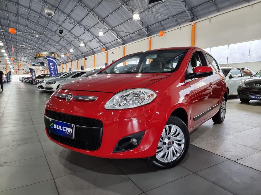 Fiat Palio Essence 1.6 16v Duallogic