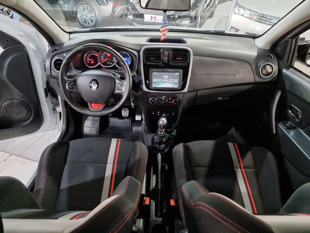 Imagem do veículo Renault Sandero R.s 2.0