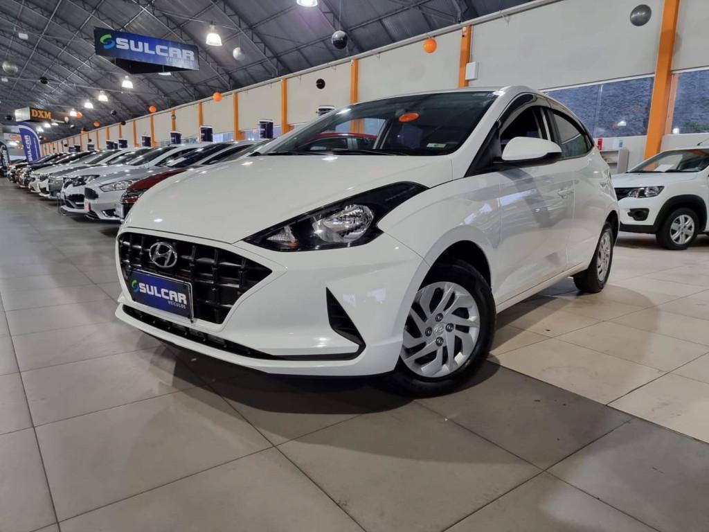Hyundai Hb20 1.0 12v 4p Flex Sense