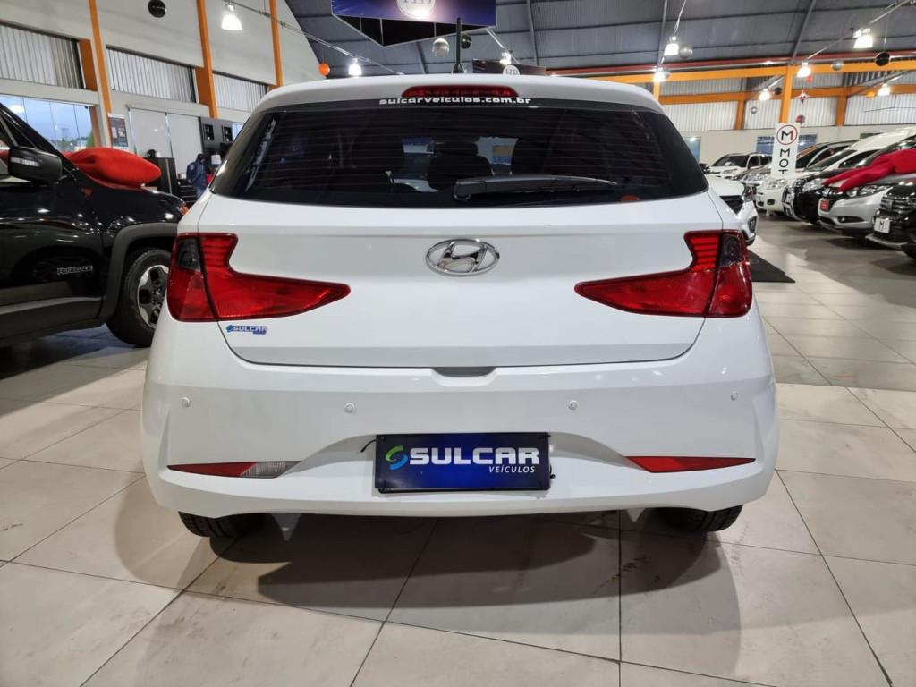 Imagem do veículo Hyundai Hb20 1.0 12v 4p Flex Sense