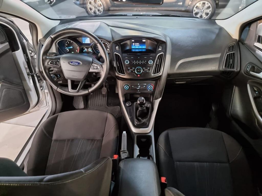 Imagem do veículo Ford Focus 1.6 Flex 5p