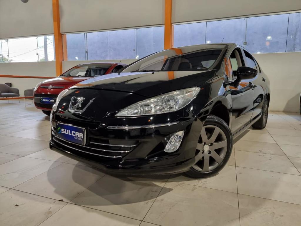 Peugeot 408 Allure 2.0 16v Aut. Flex