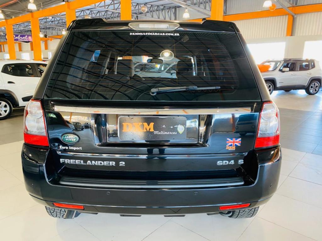 Imagem do veículo Land Rover Freelander 2 S 2.2 Sd4
