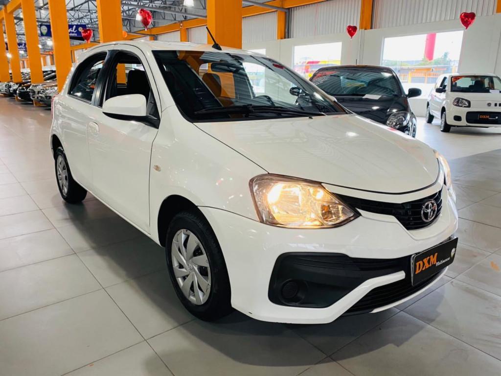 Toyota Etios Hb Xs 15 At