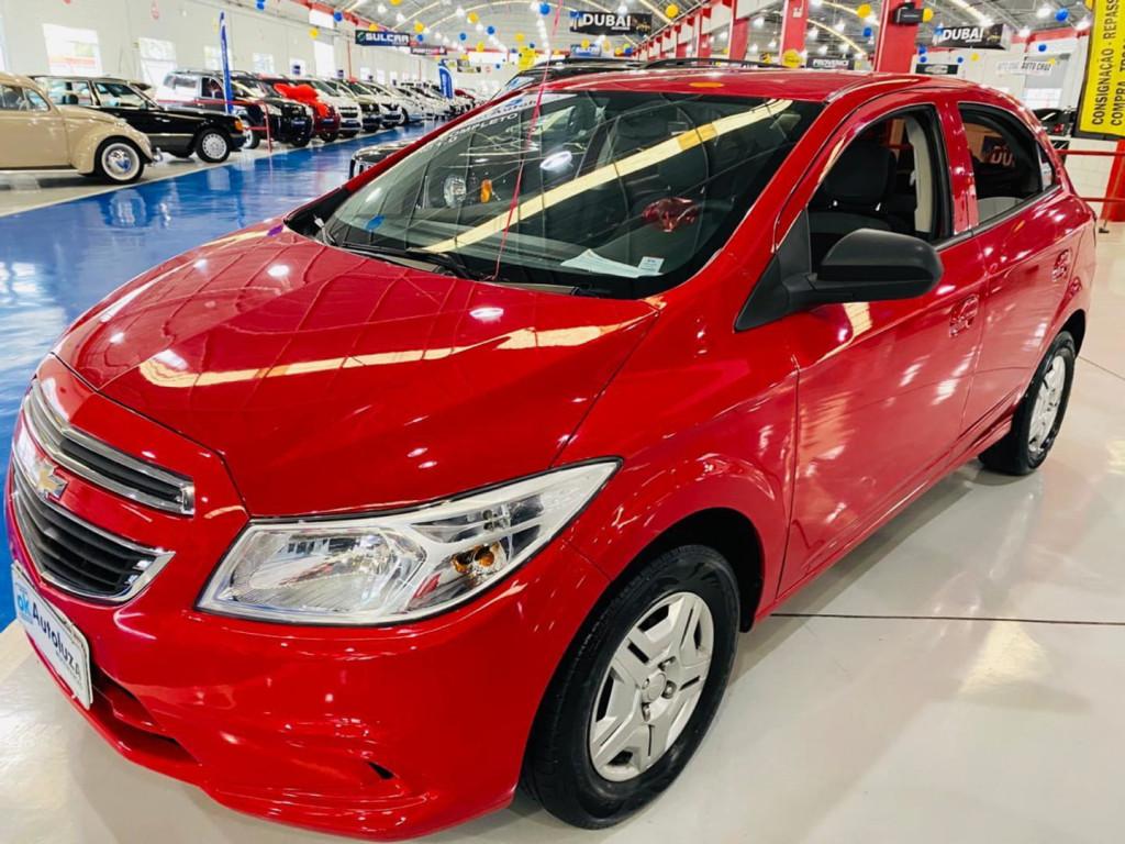 Chevrolet Onix Lt 1.0 Mpfi 8v 4p Mec.
