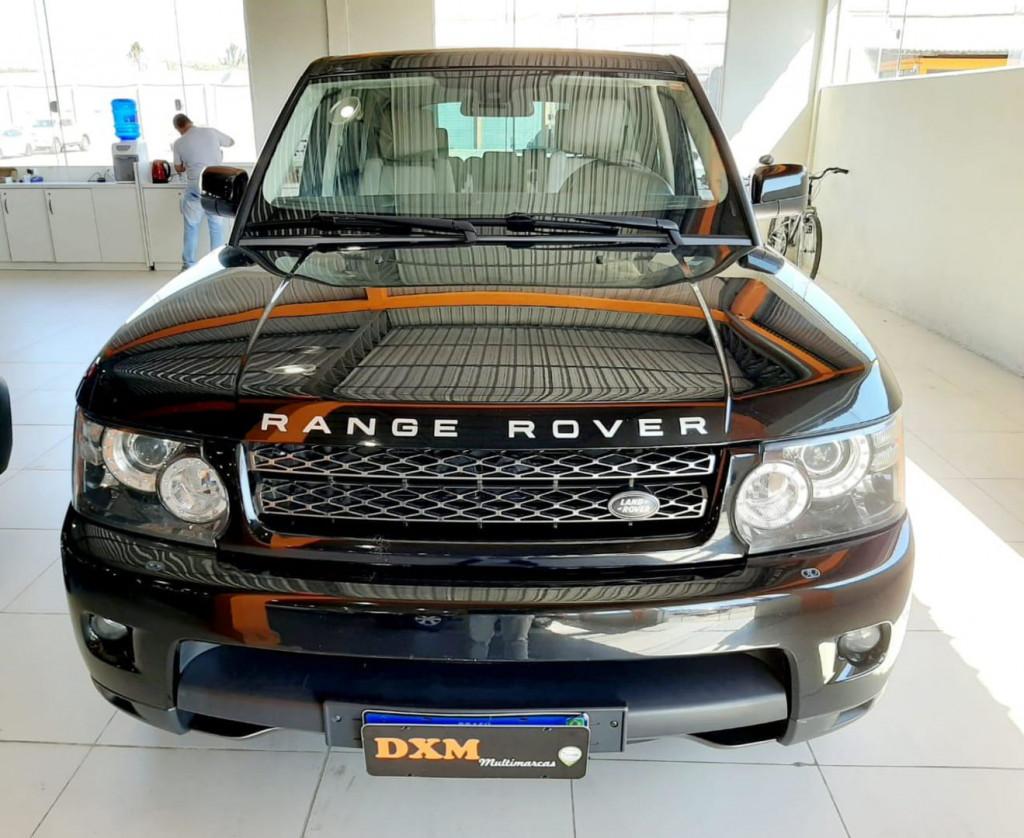 Land Rover Range Rover Sport 3.0 Se 4x4 V6 24v Diesel 4p Aut