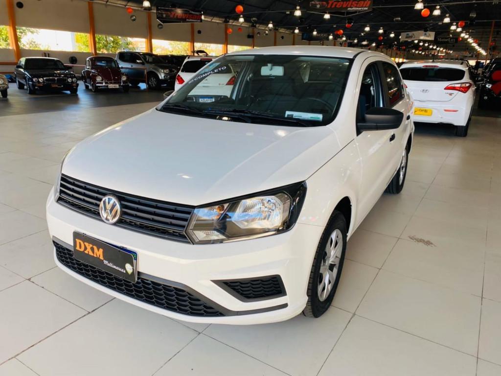 Volkswagen Voyage 1.0l Mc4