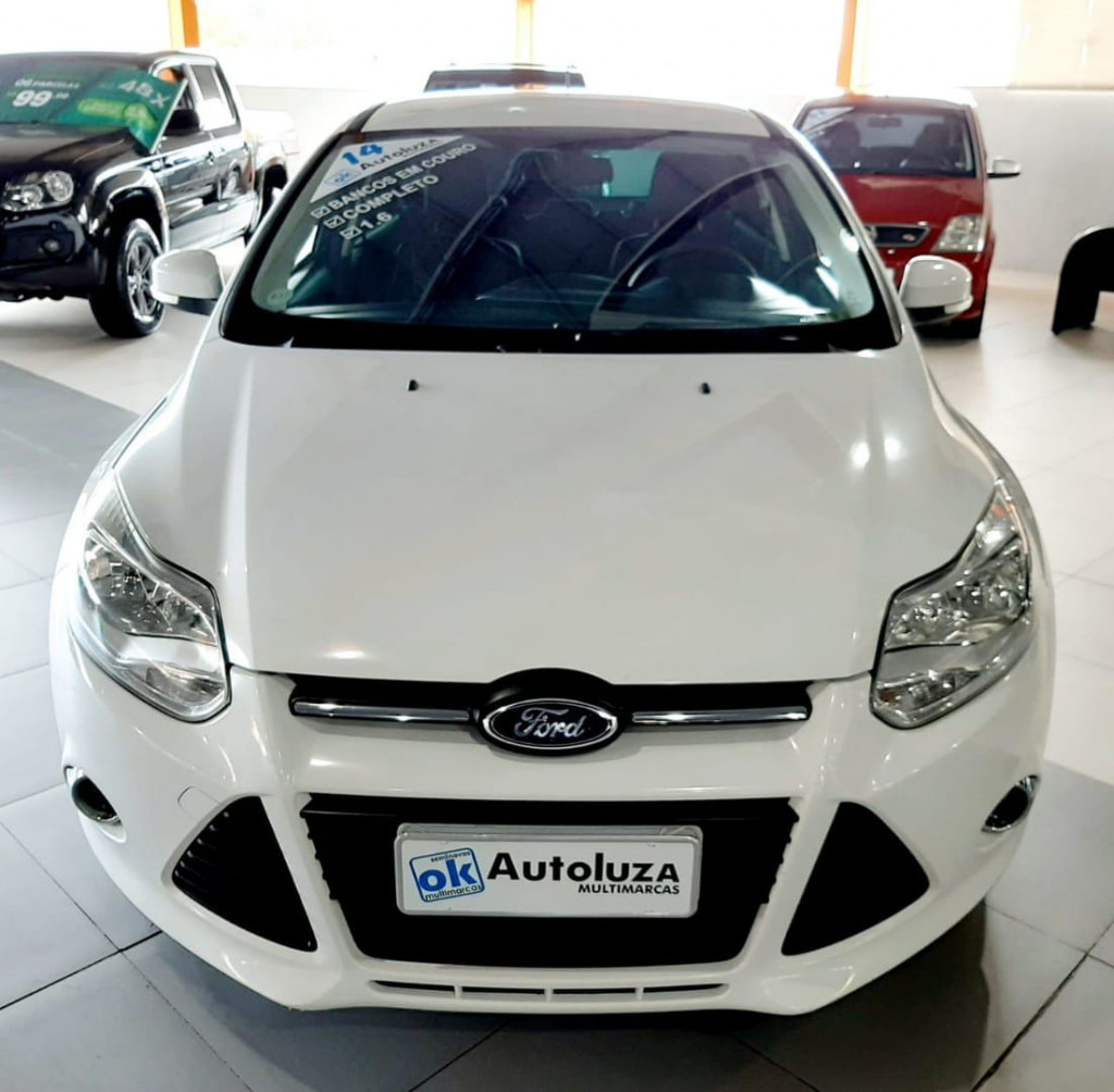 Ford Focus S At 1.6 H
