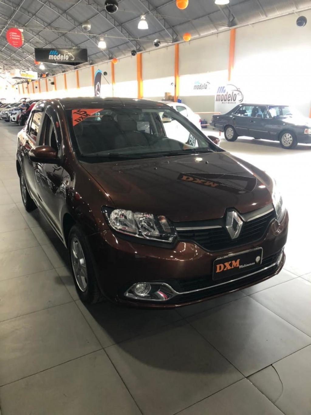 Imagem do veículo Renault Logan Dyna 16 M