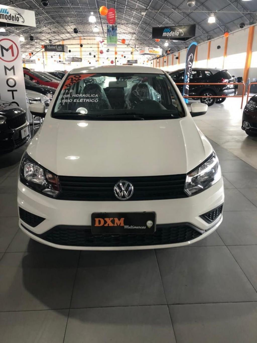 Imagem do veículo Volkswagen Voyage 1.6l Mb5