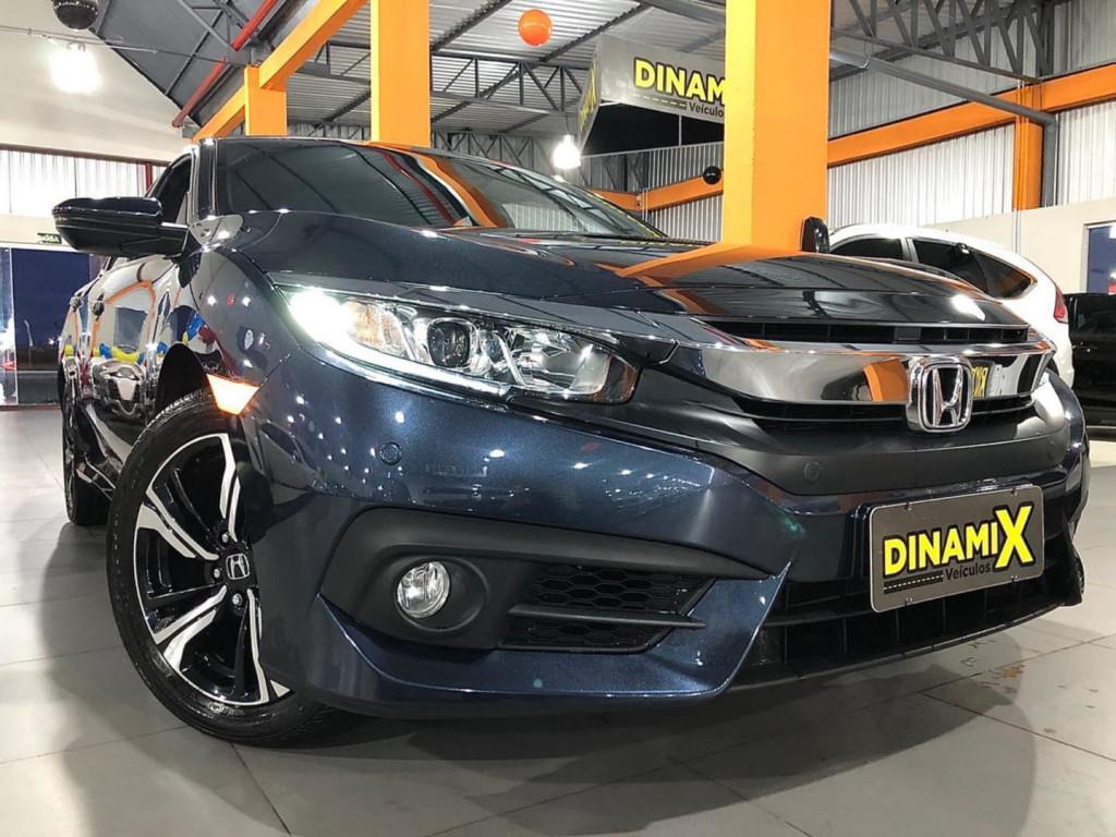 Honda Civic Exl 2019