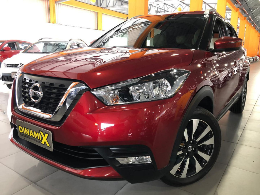 Nissan Kicks Sv 1.6 Impecavel!