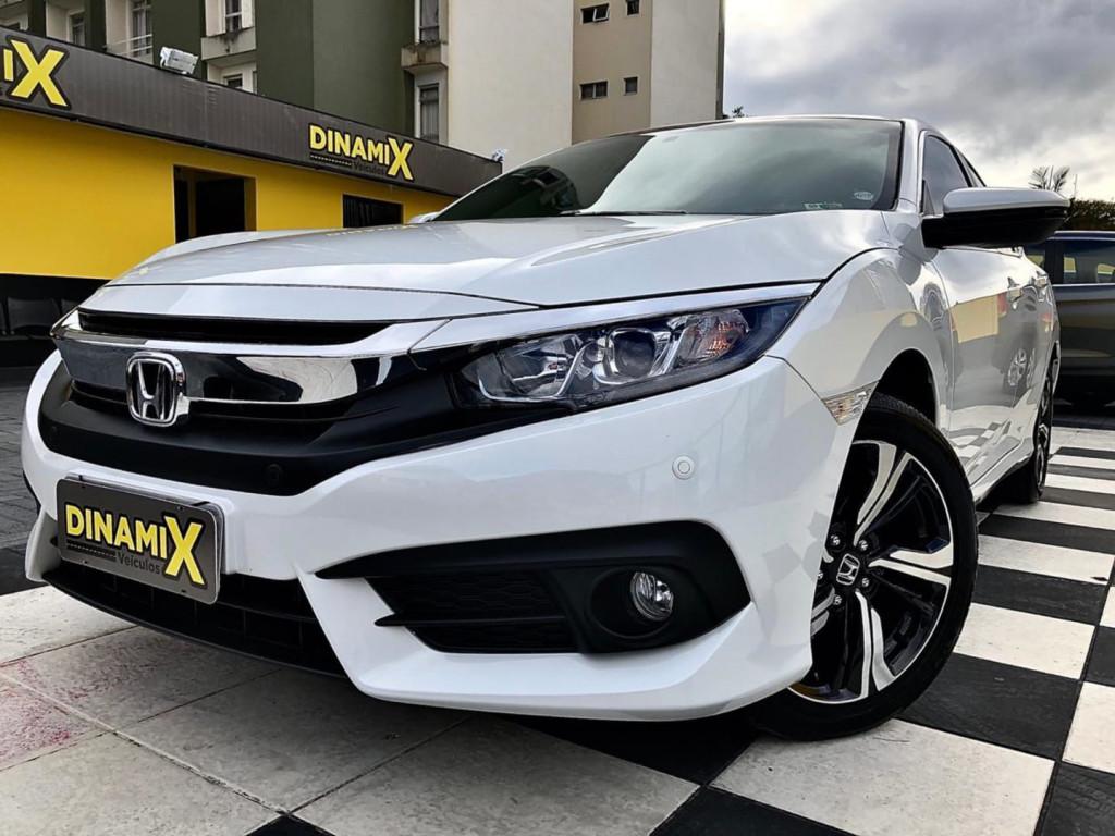 Honda Civic Exl Cvt 2018 Impecavel