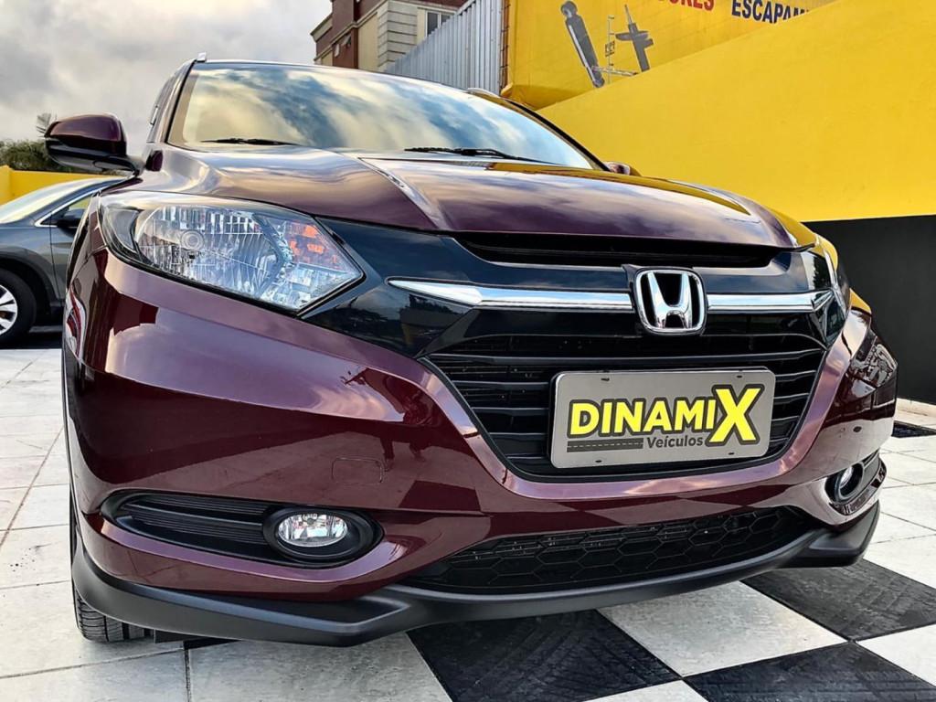 Honda Hrv Ex Cvt 2018