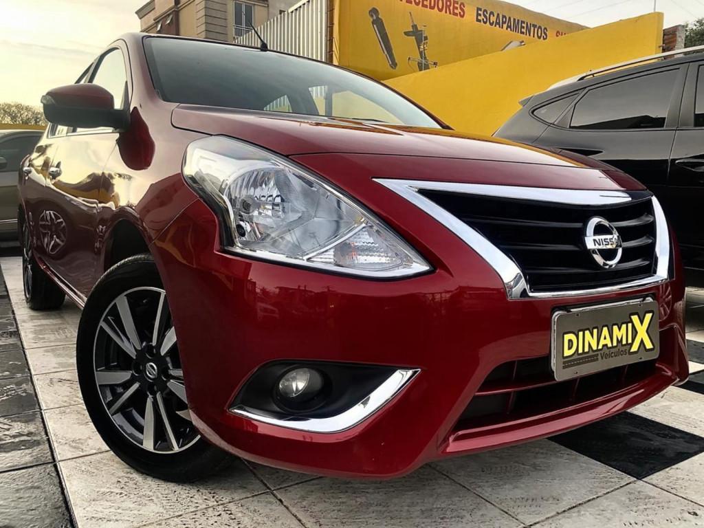 Nissan Versa Sl Cvt 2019