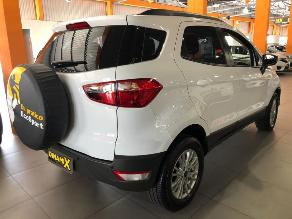 Imagem do veículo Ford Ecosport Se 2016