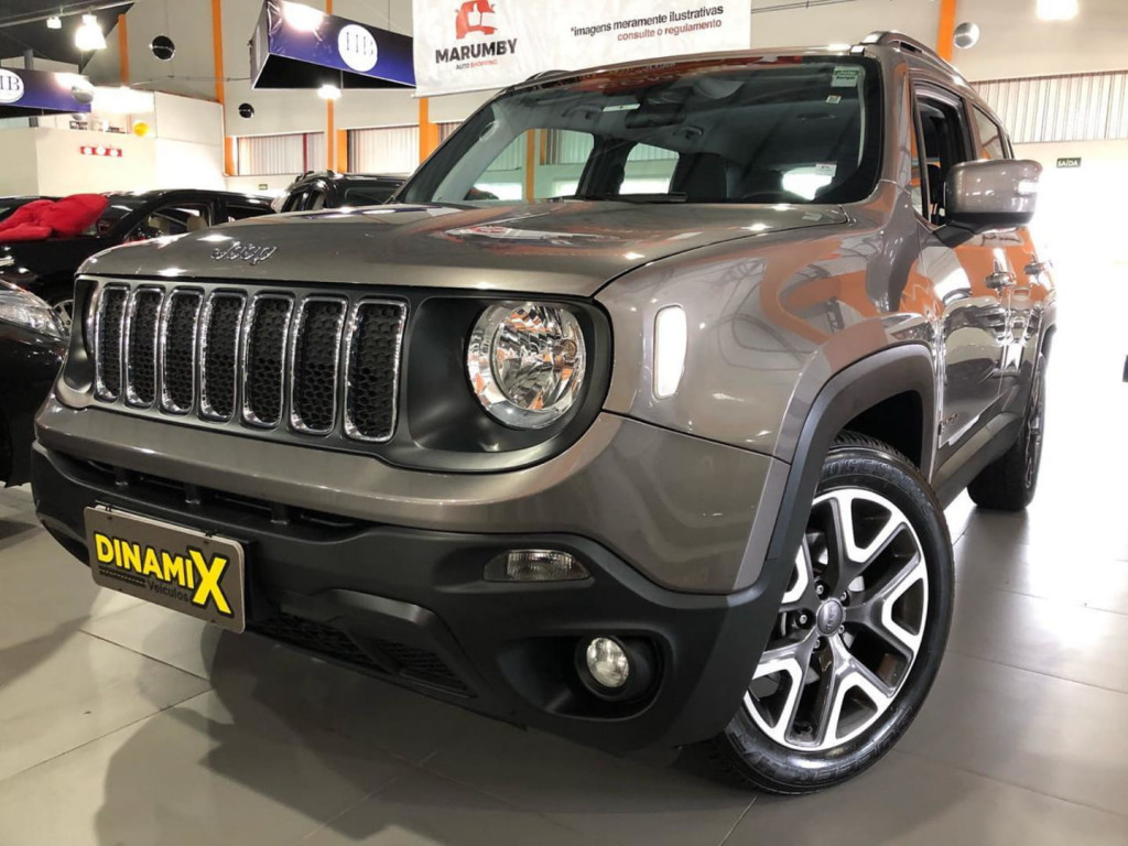 Jeep Renegade Lngtd At 2019