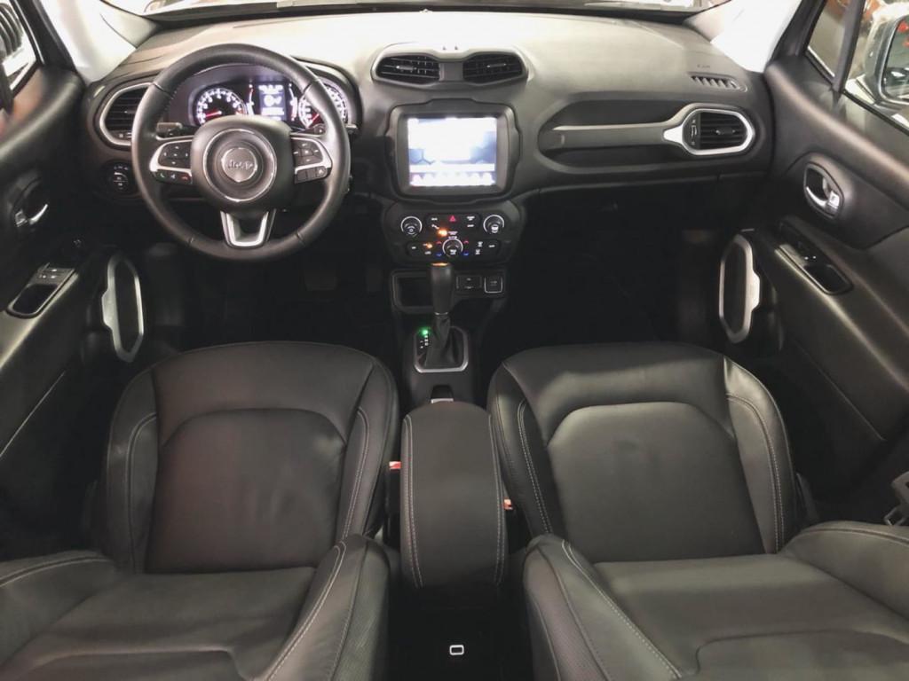 Imagem do veículo Jeep Renegade Lngtd At 2019