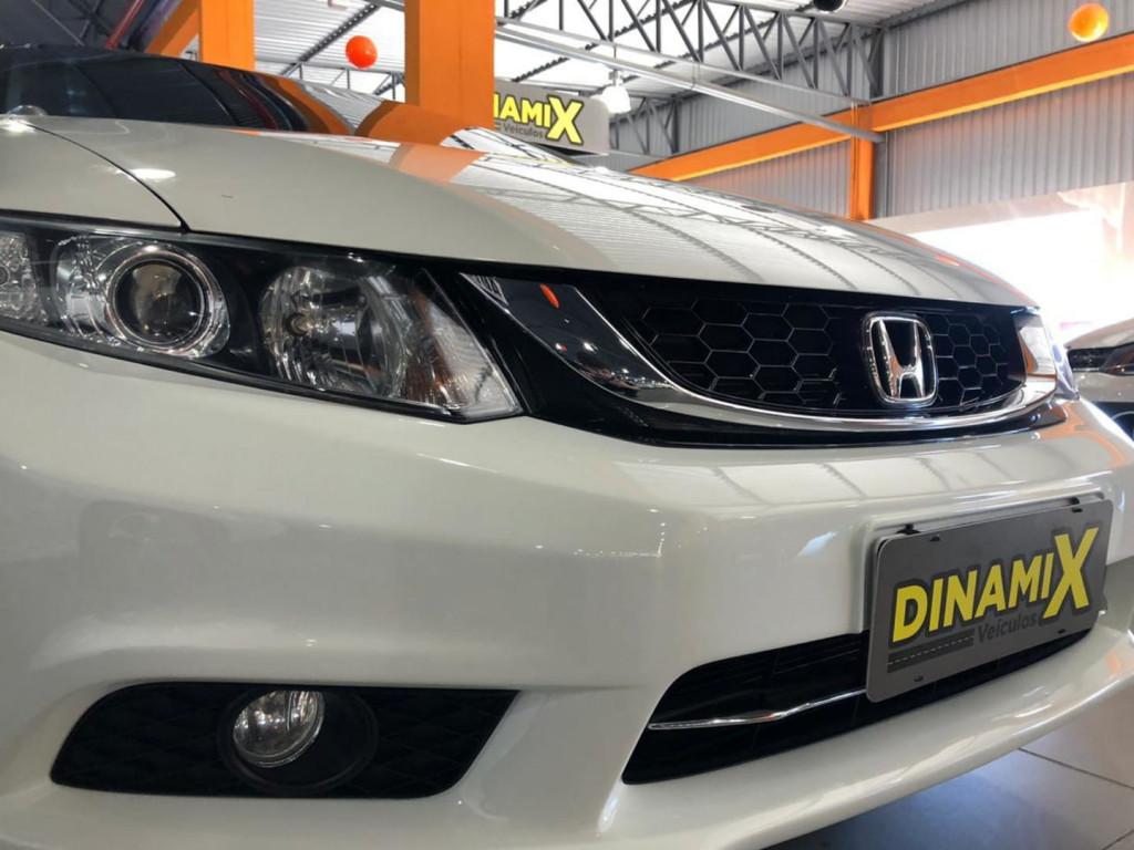 Imagem do veículo Honda Civic Lxr 2.0 Flexzone Impecavel