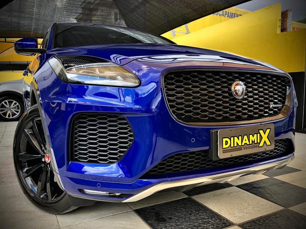 Jaguar Epace Rdynamic Se 2.0 2018